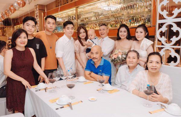 Nhà hàng Vân Hồ – địa điểm hâm nóng tình cảm gia đình hoàn hảo