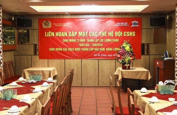 Địa điểm tổ chức hội thảo ở Hà Nội lý tưởng, tạo dấu ấn tốt đẹp cho thương hiệu