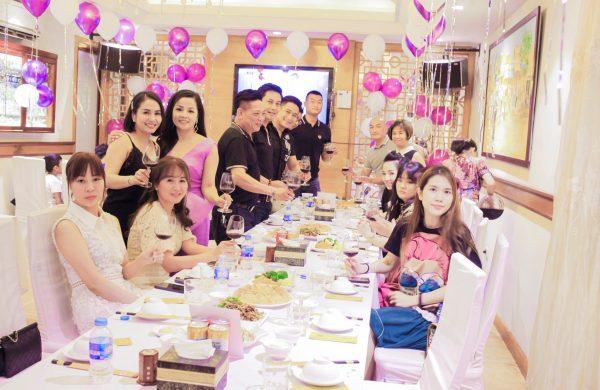 Địa điểm tổ chức tiệc công ty chất lượng tại Hà Nội – Bữa tất niên trọn vẹn