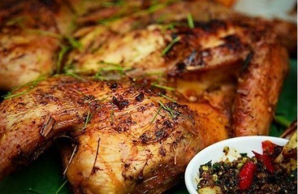 Cuối tuần vào bếp làm món gà nướng Tây Bắc cực độc và lạ cho cả nhà thưởng thức