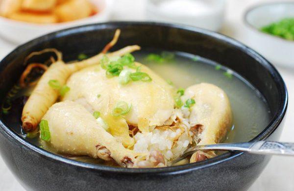 Cách làm món gà hầm sâm thơm ngon, tốt cho sức khỏe