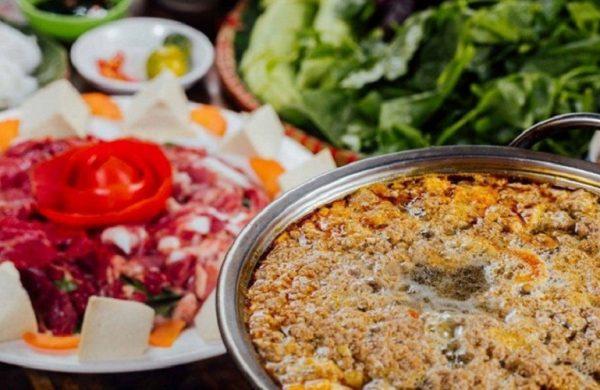 Hướng dẫn cách nấu lẩu riêu cua bắp bò cực phẩm cho gia đình