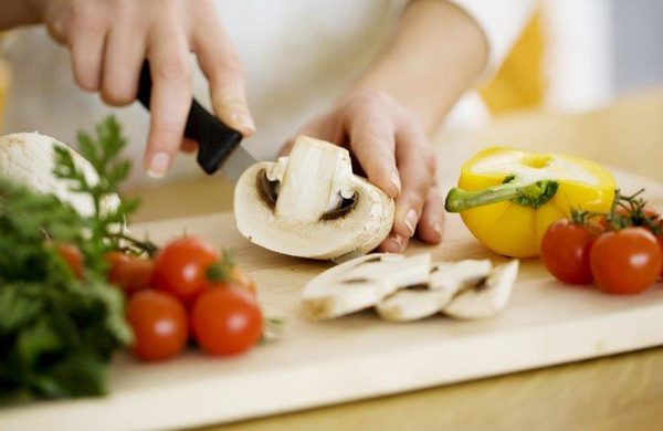 Mẹo chế biến thức ăn không làm mất chất