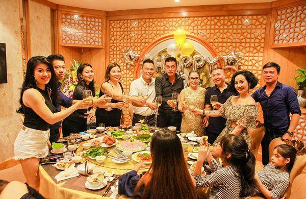 Nhà hàng ăn gia đình giá rẻ Hà Nội tại khu vực trung tâm