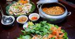 Nhà hàng ăn ngon đẹp ở Hà Nội đừng bỏ qua Ẩm thực Vân Hồ