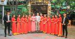 Nhà hàng ăn ngon sang trọng ở Hà Nội – Ẩm thực Vân Hồ