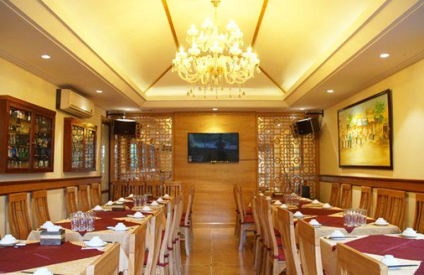 Gợi ý nhà hàng đẹp dành cho gia đình ở Hà Nội