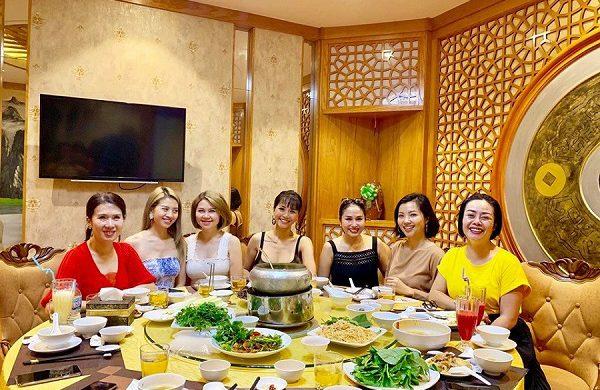 Nhà hàng ăn trưa ngon Hà Nội hãy ghé qua Ẩm thực Vân Hồ