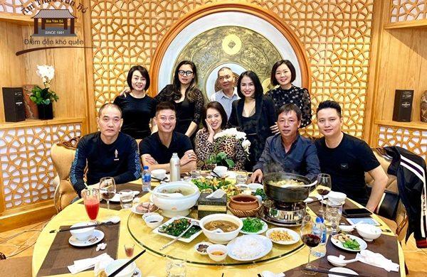 Nhà hàng quán ăn ngon ở Hà Nộicó không gian sang trọng, độc đáo