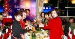 Tìm kiếm nhà hàng tổ chức tiệc liên hoan cuối năm 2020 cho gia đình trọn gói giá rẻ tại Hà Nội