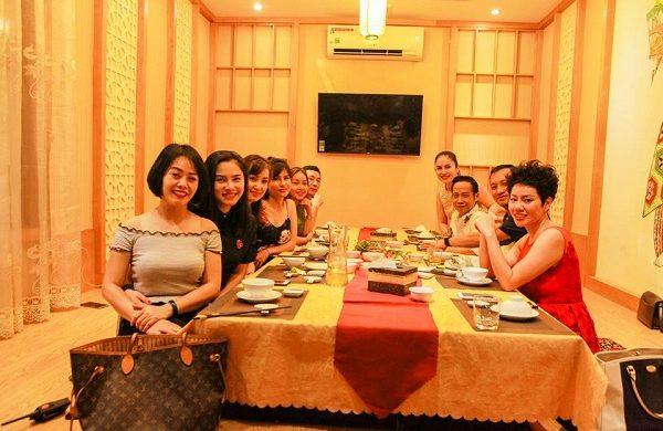 Nhà hàng tổ chức tiệc tại Hà Nội ghi lại dấu ấn khó phai