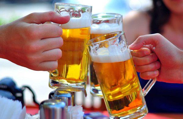 Những công dụng tuyệt vời của bia