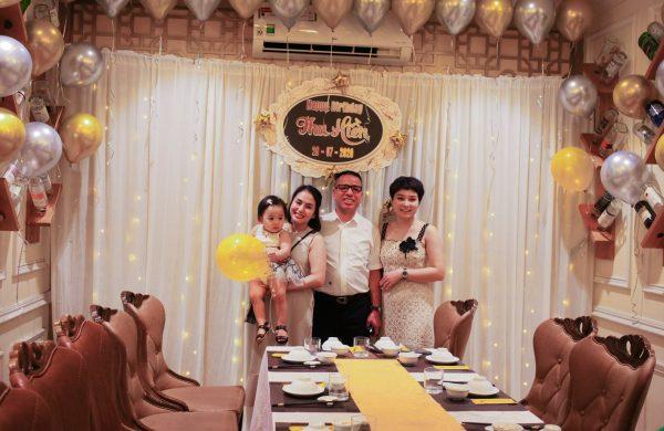 Quán ăn dành cho gia đình ở Hà Nội đừng bỏ lỡ Ẩm thực Vân Hồ