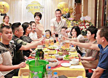Quán ăn ngon cho gia đình tại Hà Nội có không gian đẹp, rộng rãi