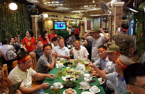 Truy tìm quán bia ngon rẻ tại Hà Nội