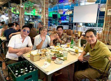 Quán bia tại Hà Nội nơi giải nhiệt cho những ngày nắng nóng