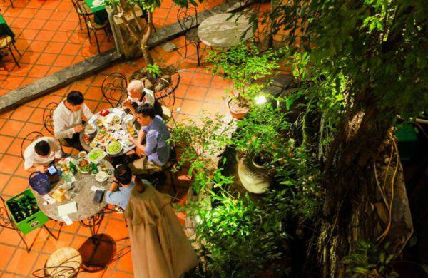 Quán bia view đẹp Hà Nội có đồ nhậu ngon cho các thực khách