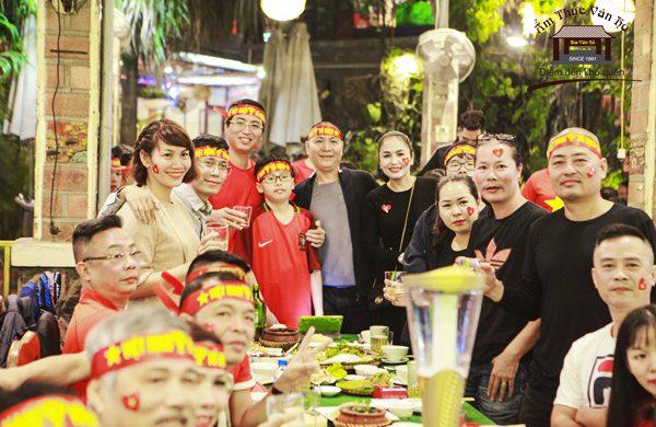 Gợi ý quán bia xem bóng đá ở Hà Nội cho các tín đồ yêu bóng