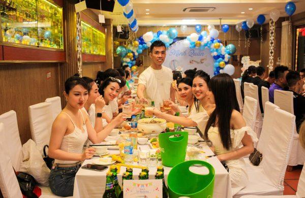Nhà hàng ăn ngon view đẹp ở Hà Nội lý tưởng