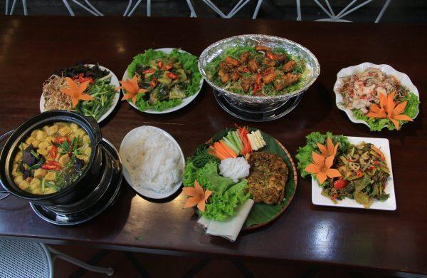 Cá lăng – set 5 món ăn hấp dẫn tại Ẩm thực Vân Hồ
