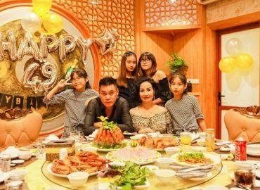 Tổ chức sinh nhật ở đâu rẻ Hà Nội – Đến ngay nhà hàng Vân Hồ