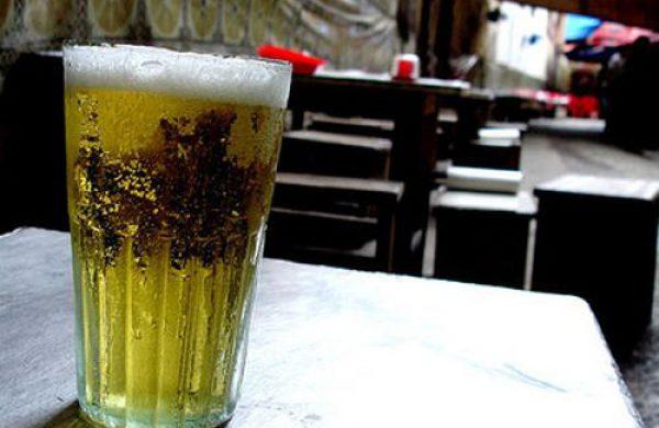 Vại uống bia của người Hà Nội